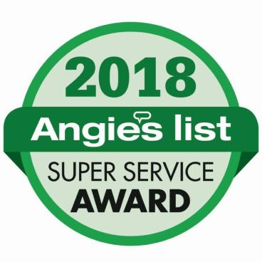 Angies List Super Services Award 2018