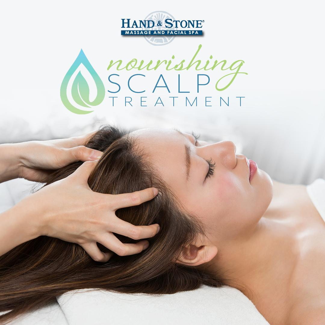 Nourishing Scalp Massage
