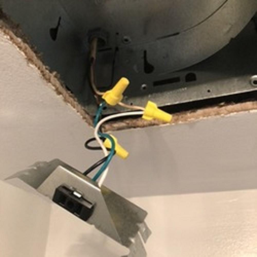 Exhaust Fan Repair ~ Columbia, MD
