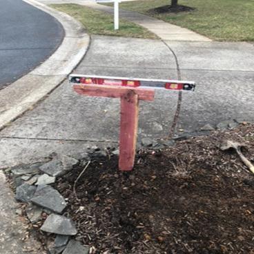 Mailbox Repair ~ Ellicott City, MD