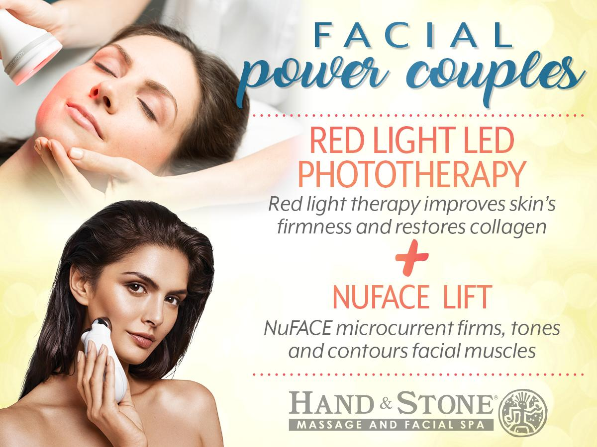 Womens facial