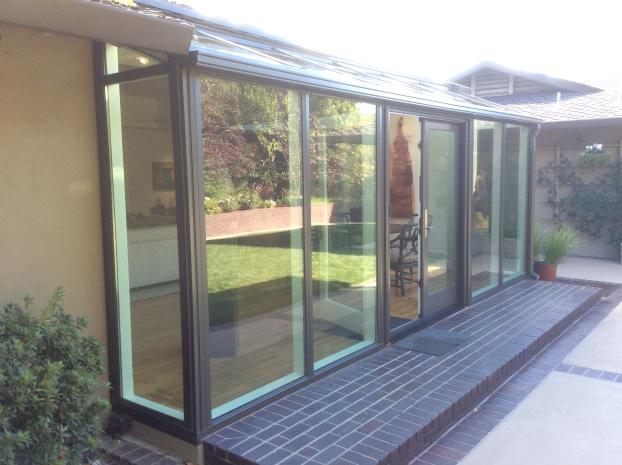 System 9 Four Seasons Solarium