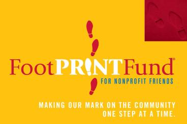 2019 FootPRINT Fund for Non-Profits