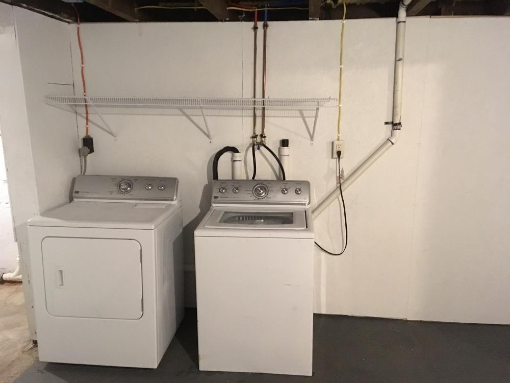 Washer and Dryer Installation in Nanticoke