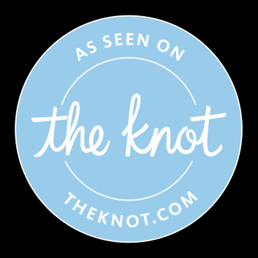 We are the choice for The Knot to handle your special day!!