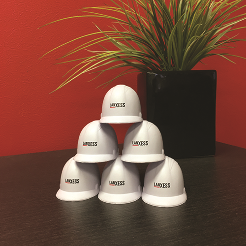 Lanxess Stress Hard Hats