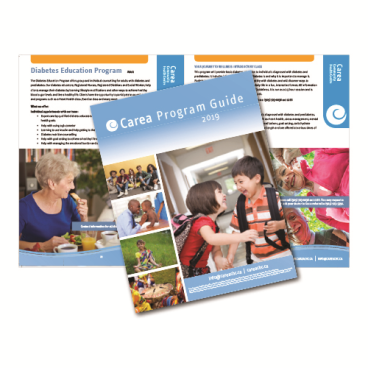 Carea Program Guide