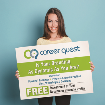 Career Quest Sign