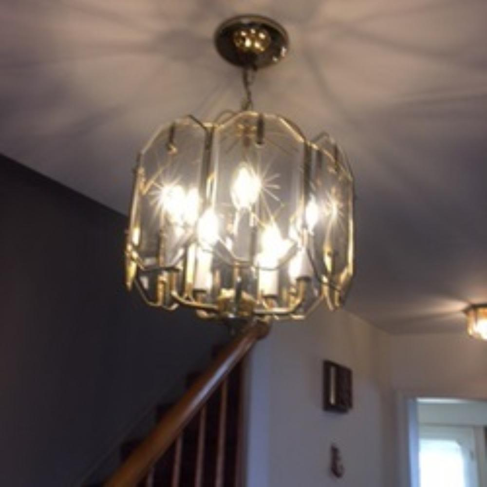 Chandelier Replacement ~ Columbia, MD