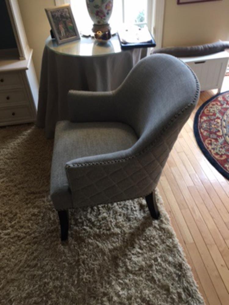 Broken Chair Leg Repair ~ Columbia, MD