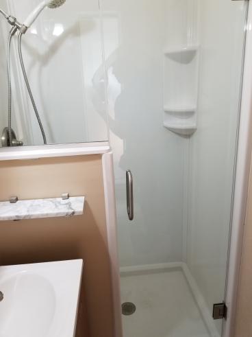 Shower Remodel, Bathroom Remodel, Fort Worth (After)