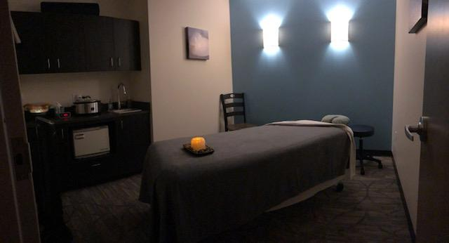 Massage Room - Hand & Stone Massage and Facial Spa - Redmond, WA