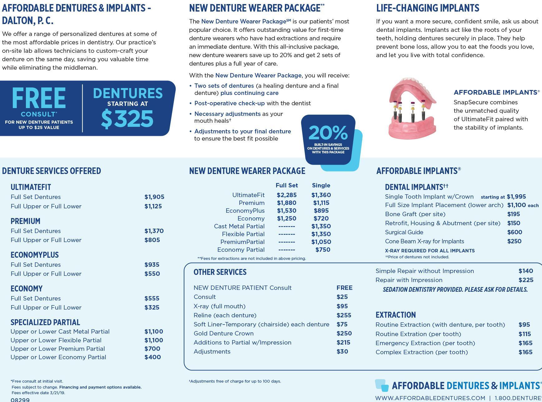 dalton ga dentist dentist 30720 affordable dentures. Black Bedroom Furniture Sets. Home Design Ideas