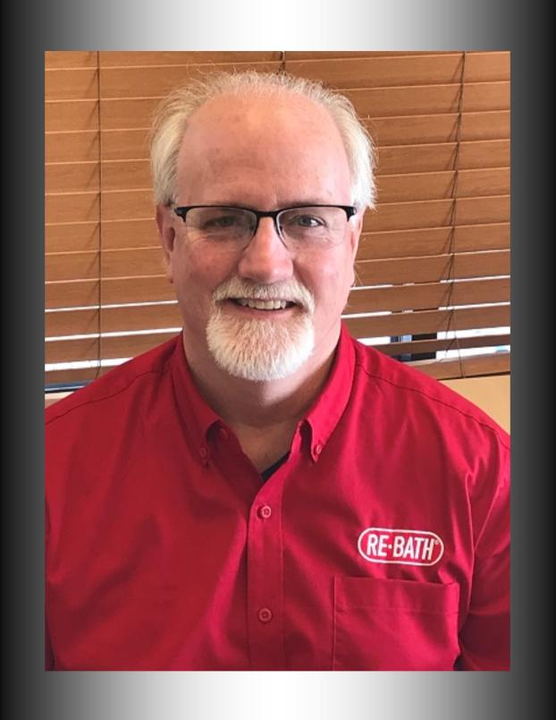 Terry is ReBath of Cedar Rapids Design Consultant.  Terry joined our team in August of 2018 and enjoys meeting with homeowners to design their new bathroom. When not helping homeowners make their bathrooms beautiful, he can be found performing as a one man band throughout Eastern Iowa.  Terry specializes in hits from the 60's and 70's. Give us a call and let us set up a FREE in-home consultation with Terry and maybe he'll even sing you a Bee Gees song.