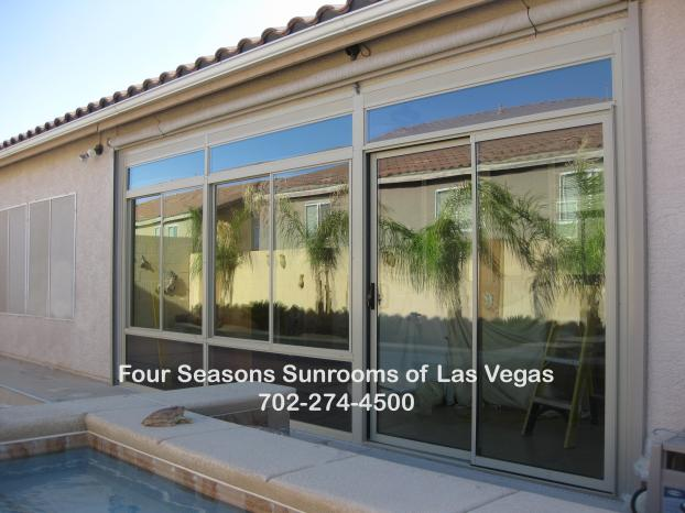 Patio Enclosure ( Right Side View ) - Boulder City, NV