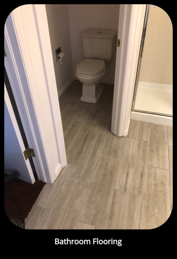 Bathroom Flooring in Lakewood, CO