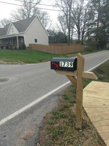 Mailbox After