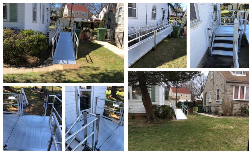 Ramp Installation ~  Baltimore, MD