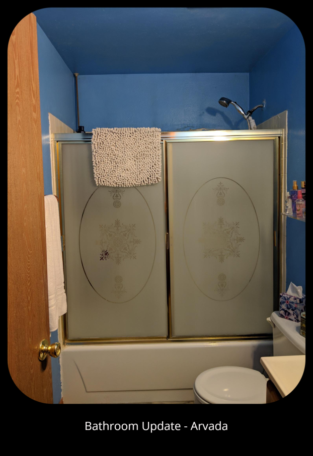 Bathroom Remodel Before - Arvada, CO