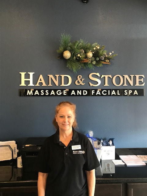 Massage Therapist Christine