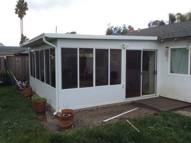 Series 230 Sun and Shade Studio Sunroom