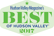 Hudson Valley Magazine's BEST of Hudson Valley 2017!