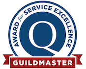 Guild Quality Award for Service Excellence!