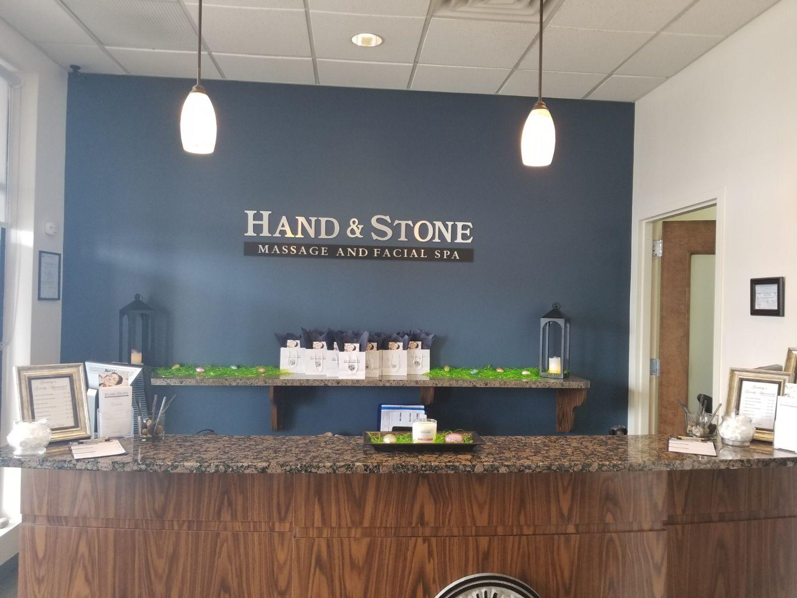 Welcome to Hand and Stone in Bedminster!