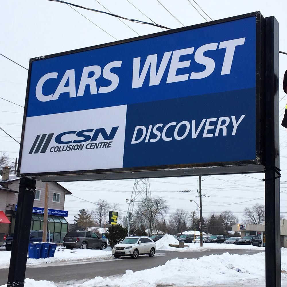 CARS West CSN Collision Centre