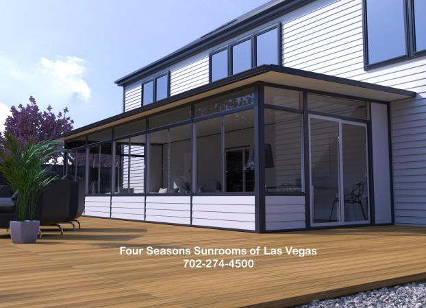 The New Addition 365 Sunroom Design ( Introduced in 2019 )