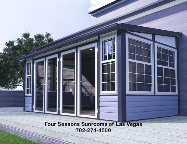 The New Addition 365 Optional Sunroom Design ( Introduced in 2019 )