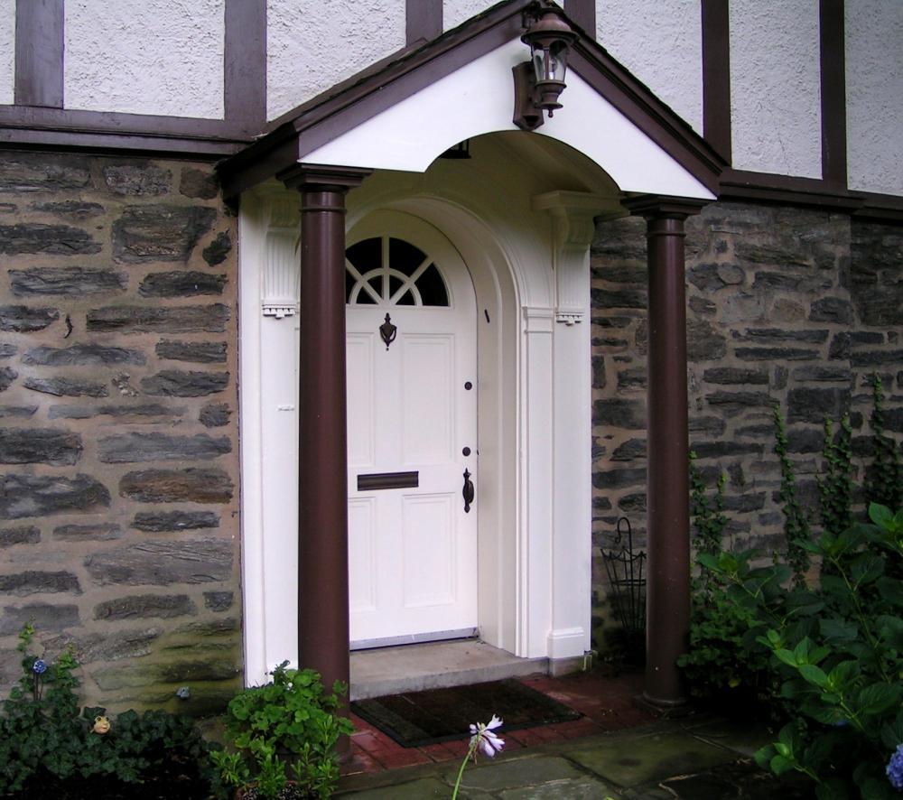 Entryway Renovation  ~  Bala Cynwyd PA