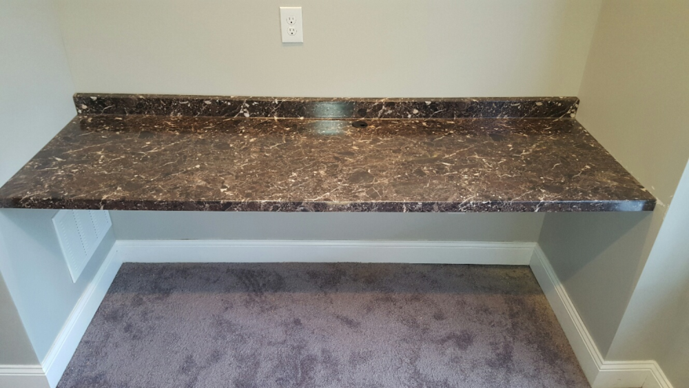 New Countertop for Desk ~ West Chester PA