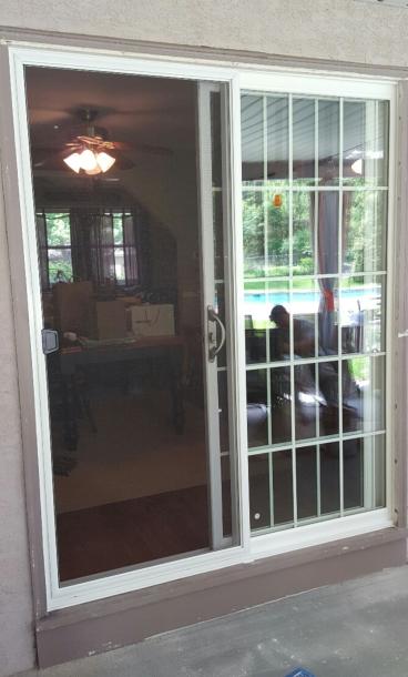New Sliding Patio Door ~ Ambler PA