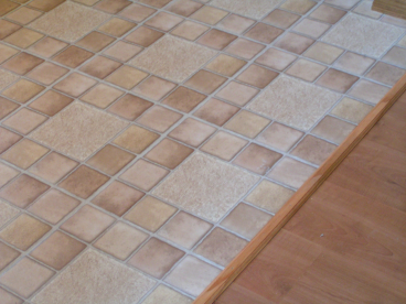New Tile Floor ~ King of Prussia PA