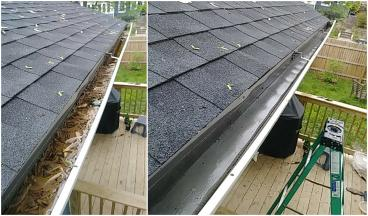 Gutter Cleaning ~ Baltimore, MD