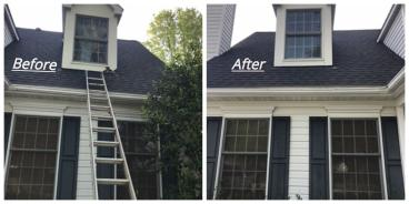 Window Frame Repair ~ Columbia, MD