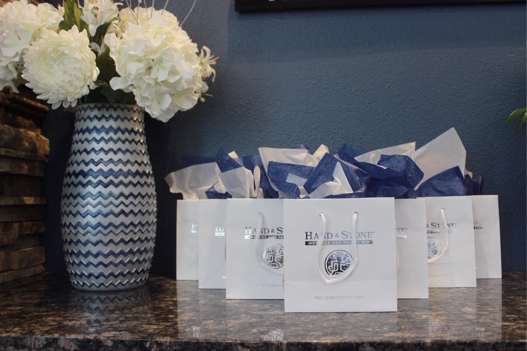 Gift Bags & Lobby