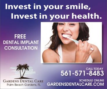 Gardens Dental Care