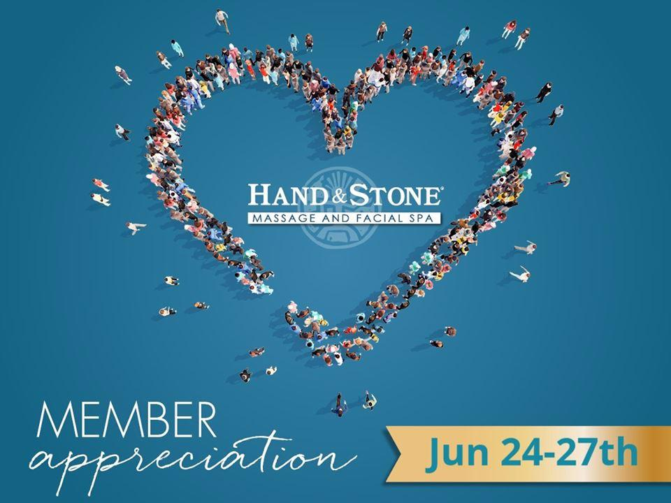 Member Appreciation Week Jun 24-27th