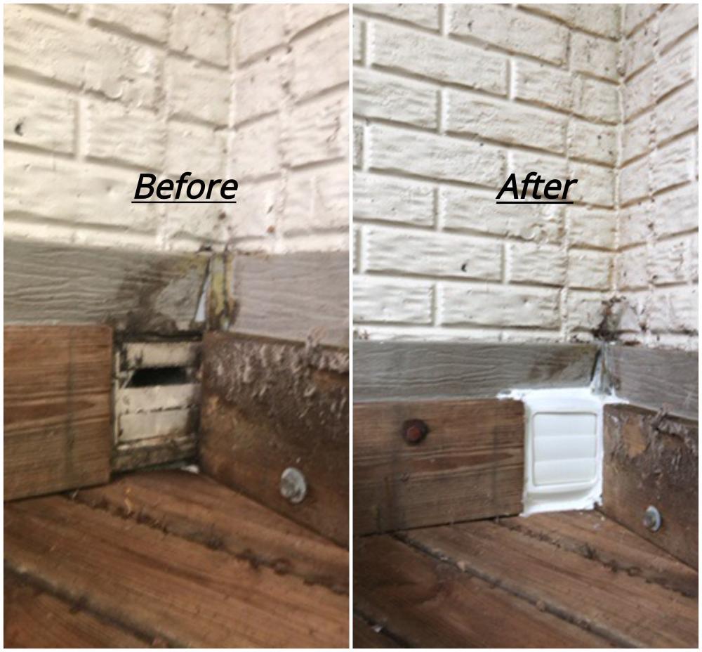 Dryer Vent Replacement ~ Ellicott City, MD