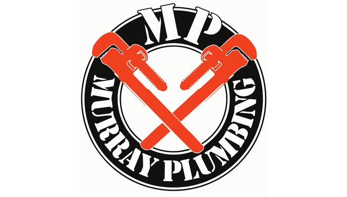 Murray Plumbing Sign Design