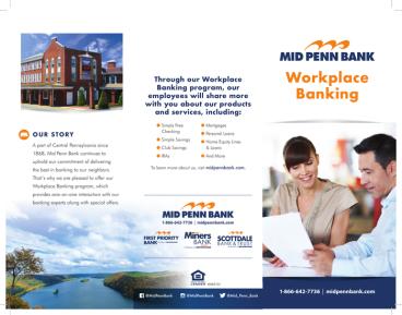 MPB Workplace Banking Brochure