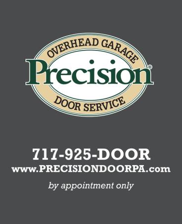 Precision Door (door graphic)