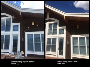 Exterior Siding Repair - Parker, CO