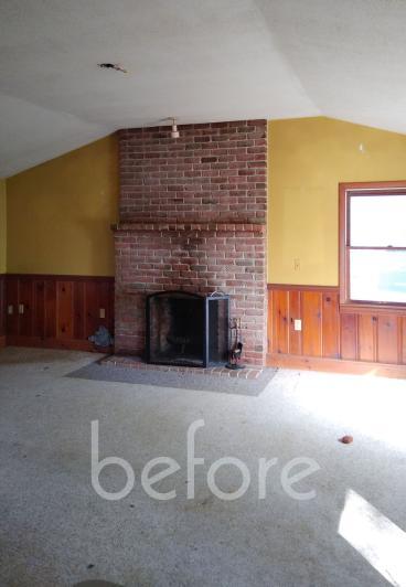 Hershey Cabin Remodel - BEFORE
