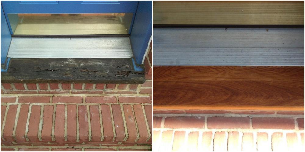 Door Frame Repair ~ Baltimore, MD