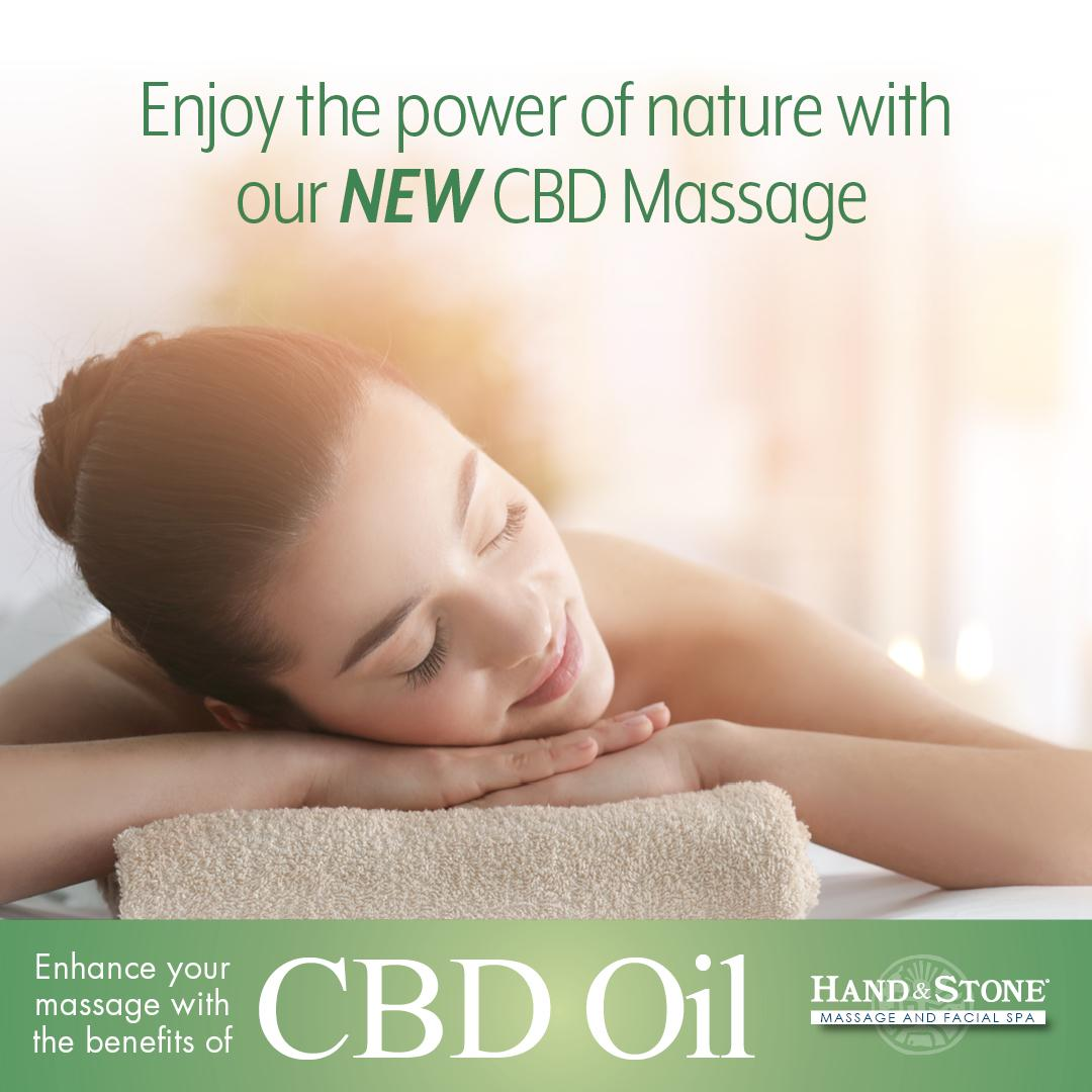 Introducing our NEW CBD Oil!