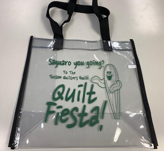 Tucson Quilters Bag
