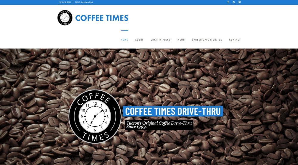 Coffee Times Drive-Thru